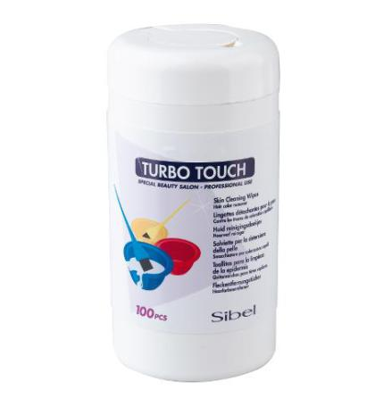 Turbo touch color wipes remower