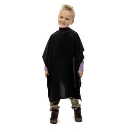 Barnklippkappa svart