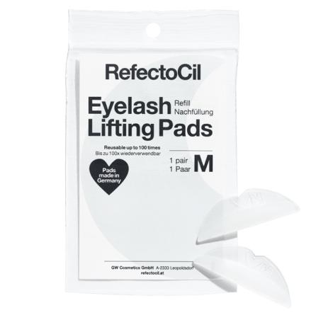 Refectocil eyelash lifting pads