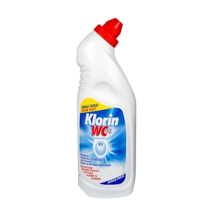 KLORIN WC GEL