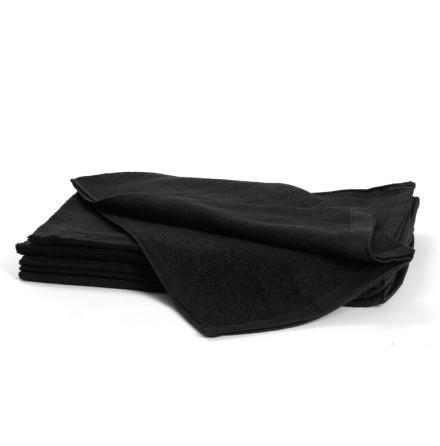 Bleachsafe handdukar svarta