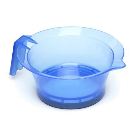 Färgskål blå