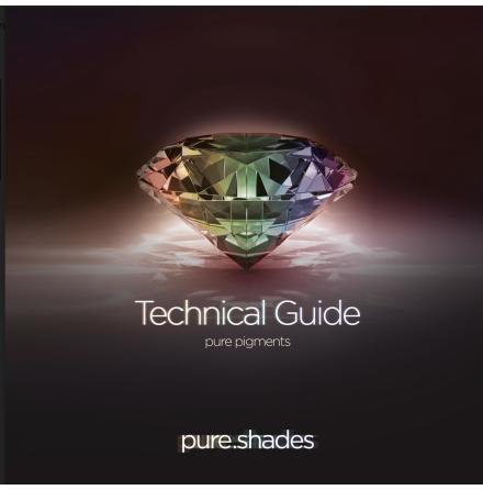 Pure shades teknisk manual