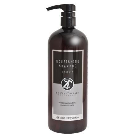Schampo för torrt hår Nourishing Roseship 1 liter